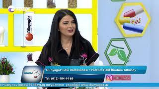 Uşaq göz sağlıqı və çəpgözlük - Həkim İşi 22.04.2019