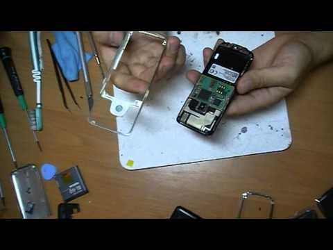 Nokia 6700 замена корпуса