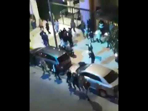 Cachivaches totales: chetos de Recoleta salieron a la calle para bailar