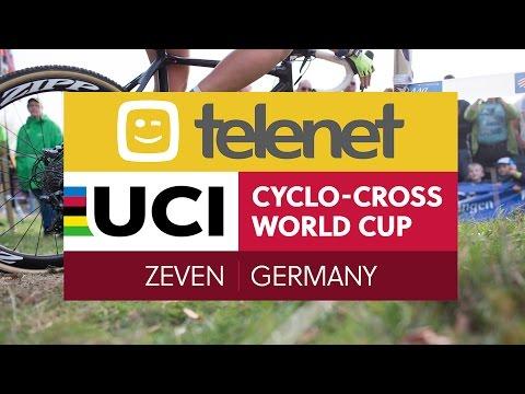 Elite Women's / 2016-17 Telenet UCI Cyclo-cross World Cup – Zeven (GER)