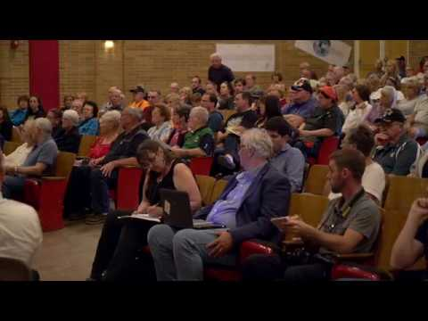 Shiawassee County Planning Commission Meeting on Wind Energy - May 2018