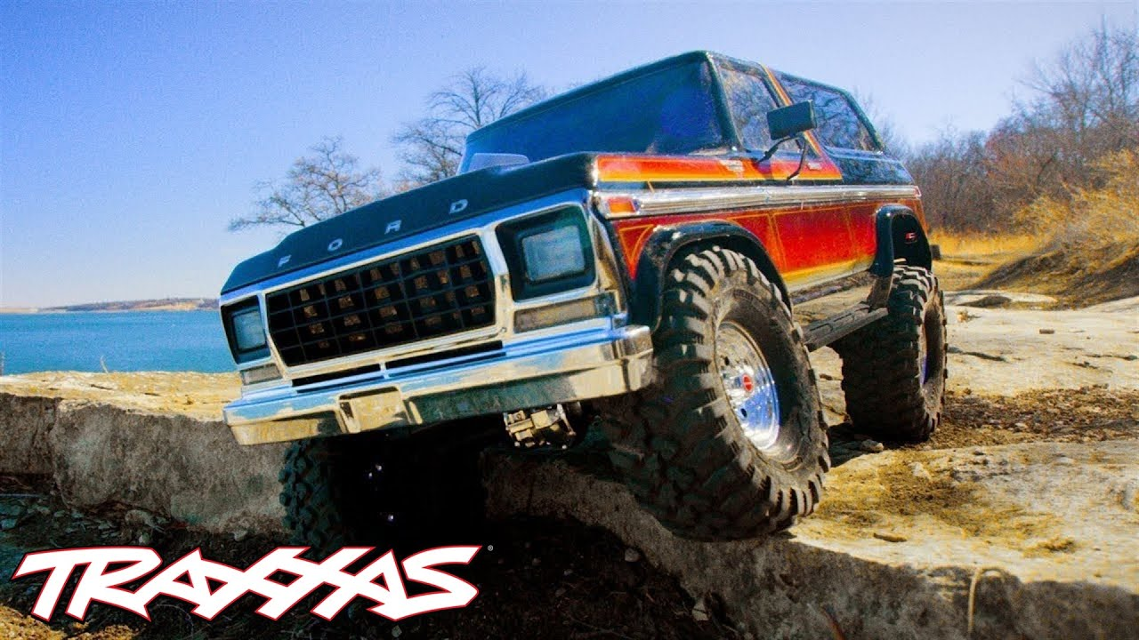 Four-Wheelin' Fun | Traxxas Ford Bronco