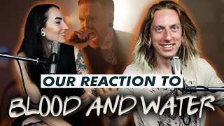 Wyatt and @Lindevil React: Blood & Water by Memphis May Fire