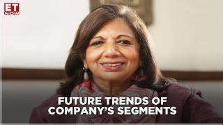 Earnings With ET NOW | Mixed Q2 for Biocon | Kiran Mazumdar Shaw, Biocon