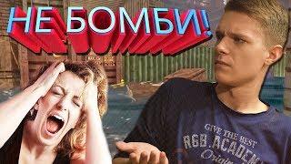 1 НА 1 ПРОТИВ АГРО ШКОЛЬНИЦЫ В WARFACE ! - ЖЕСТЬ!