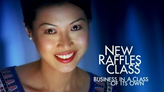 Singapore Airlines Business Class - Nostalgia | Singapore Airlines