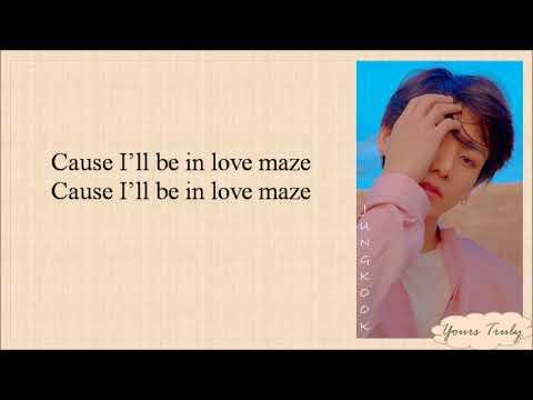 BTS (방탄소년단) - Love Maze (Easy Lyrics)