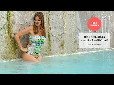 Hot Thermal Spa near the Amalfi Coast!
