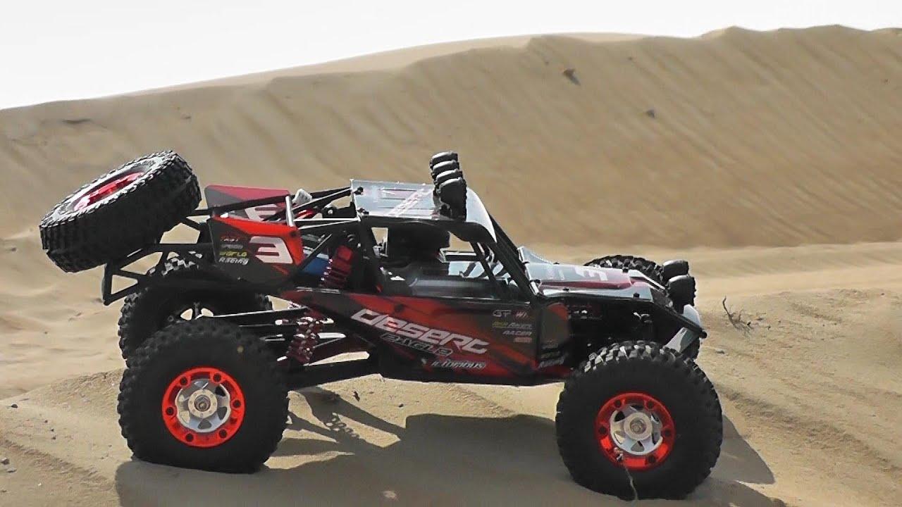 Kids drive 4WD RC Desert Buggy Desert Eagle 2