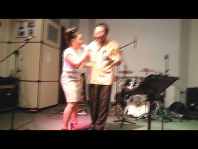 Senajan Adoh Kowe (Live) - Ilse Setroredjo Ft Jerrel - April 2015