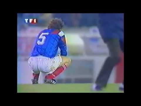 FRANCE - BULGARIA 1993