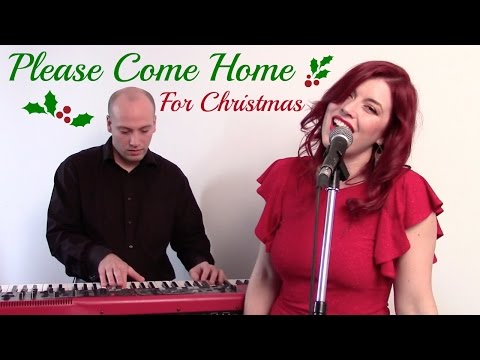 """Charles Brown """"Please Come Home For Christmas"""" cover Emily Mac"""
