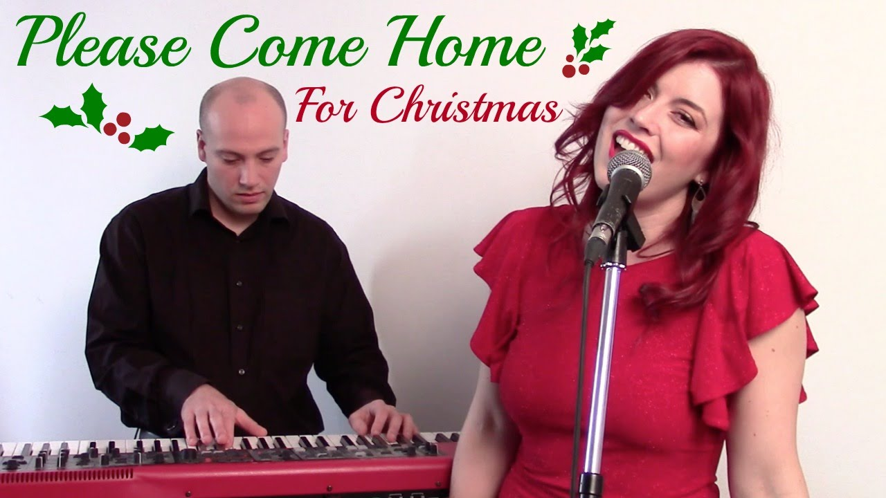 Charles brown please come home for christmas - Charles Brown Please Come Home For Christmas Cover Emily Mac