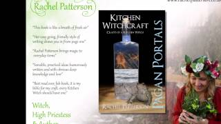 Rachel Patterson Pagan Portals Kitchen Witchcraft Book