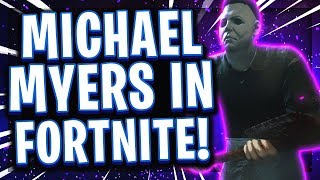 👹🔪😱HERZRASEN DURCH HORROR FORTNITE! | Michael Myers vs 3 Hilflose Opfer | Fortnite Mini Game
