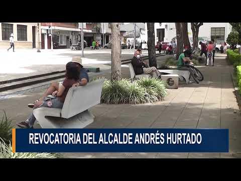 Que piensan los Ibaguereños sobre  la revocatoria al Alcalde Andrés Hurtado