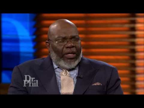 Bishop T.D. Jakes Talks About Importance of Instinct -- Dr. Phil