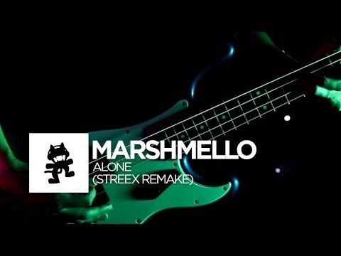 Download Marshmello - Alone (Streex Remake) [Monstercat Official Music Video]