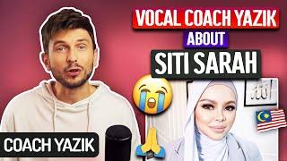 Download In memory of Siti Sarah - YAZIK reacts to SEMAKIN | #AJL33