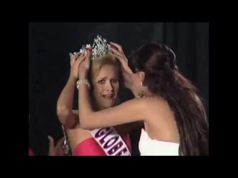 """CORONACION MISS GLOBE VENEZUELA 2010 """"LAURA CONTRERAS"""""""
