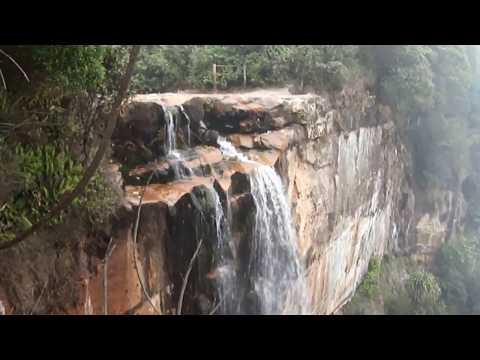 যে ঝর্ণা ও মেঘ আপনি কখনো দেখেননি!!! Waterfalls  of cherrapunji Shillong India 2016