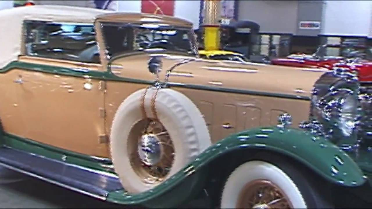 1932 Lincoln Kb Youtube