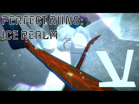 Distance Perfect Runs: Ice Realm [Omega Redux]
