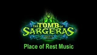 place of rest patch 72 legion music