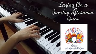 Lazing On a Sunday Afternoon (Queen) [piano cover]