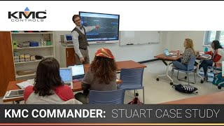 KMC Commander: Stuart Case Study