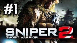 Sniper: Ghost Warrior 2 Walkthrough Part 1 - Act 1 Communication Breakdown