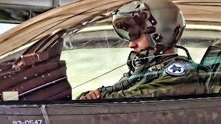 Swamp Fox F-16 Fighting Falcons Launch (MAR 2019)