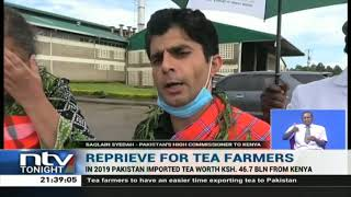 Tea farmers to have an easier time exporting to Pakistan