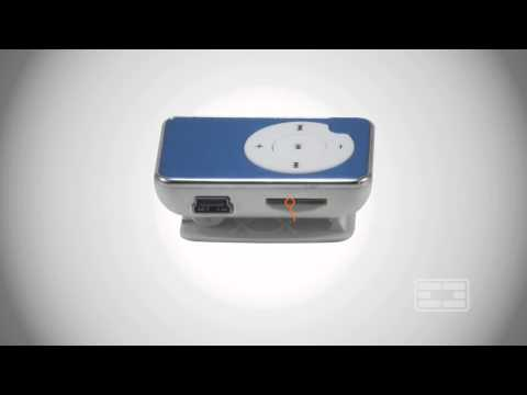Mini MP3 Player Brightness
