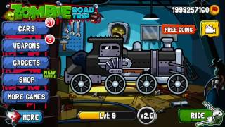Zombie Road Trip Android Game/GamePlay screenshot 4