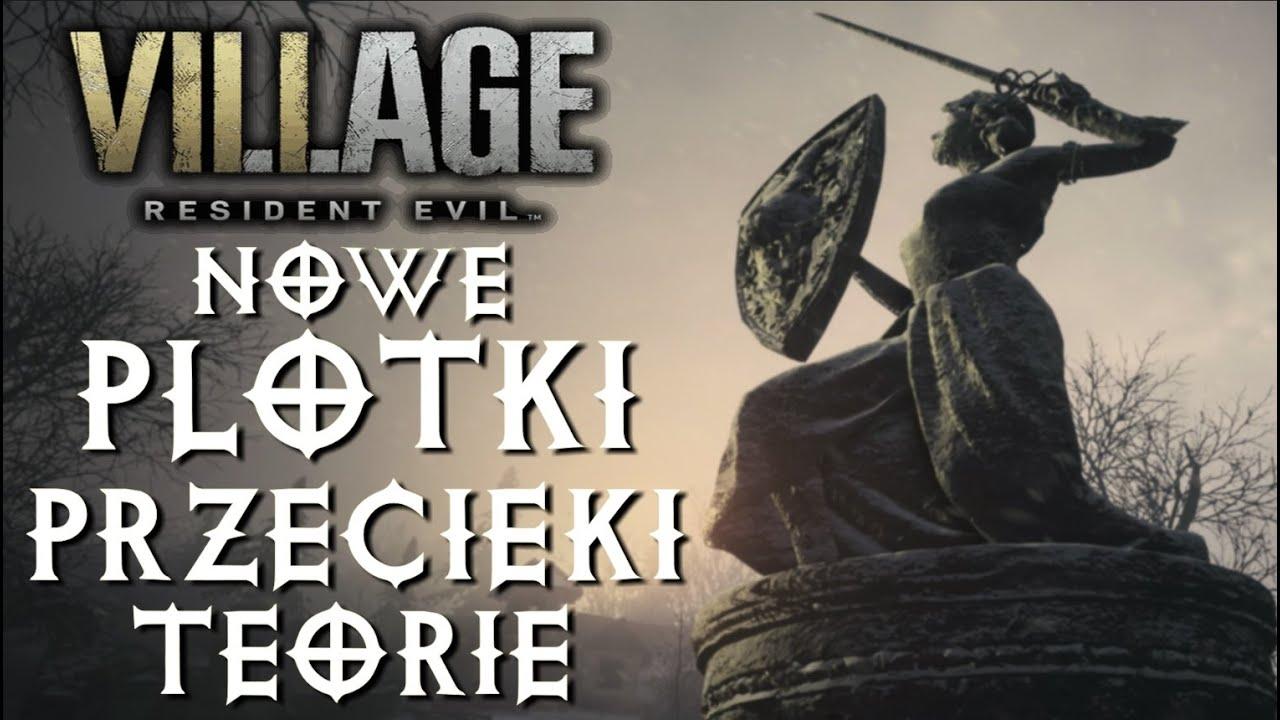 RESIDENT EVIL 8: VILLAGE ||PRZECIEKI-PLOTKI-TEORIE||