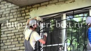 Решетки на окна Москва 29 05 14 -