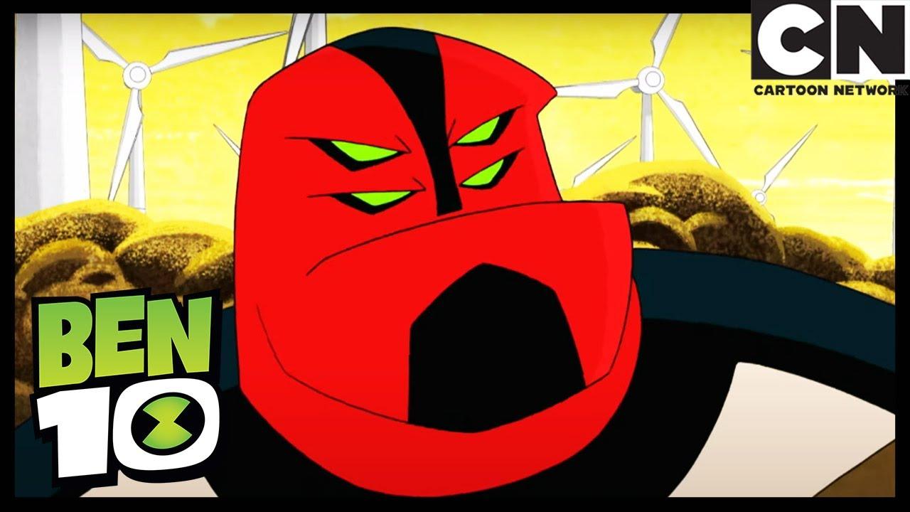 Ventando Em Umas, Perdendo Em Outras| Ben 10 em Português Brasil | Cartoon Network
