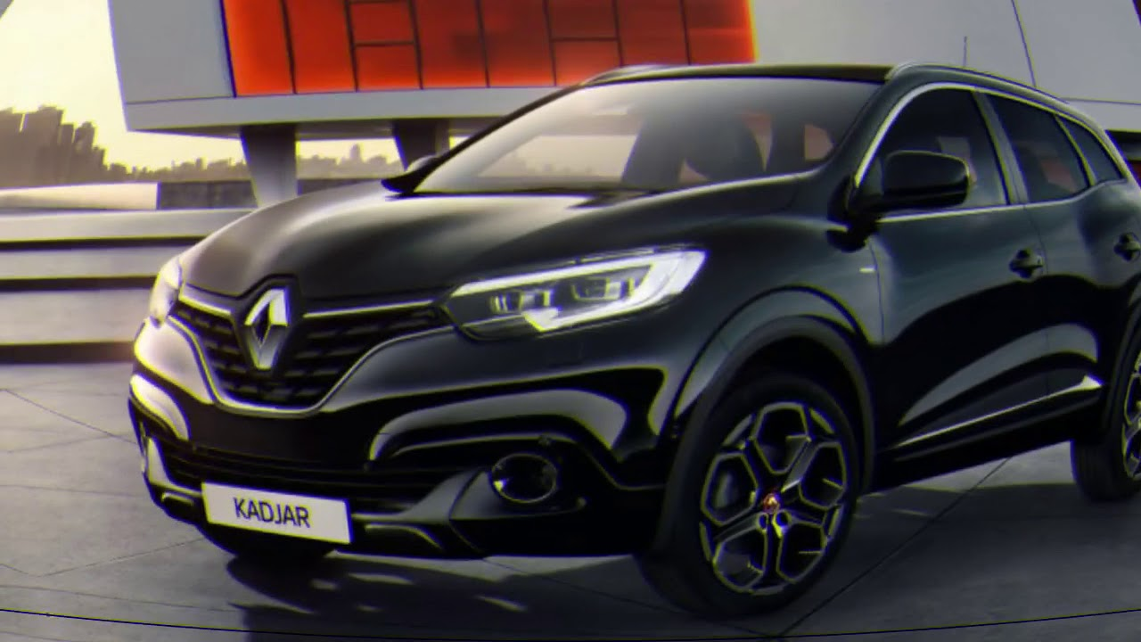 renault kadjar tce 165 2018 review cars everywhere youtube. Black Bedroom Furniture Sets. Home Design Ideas