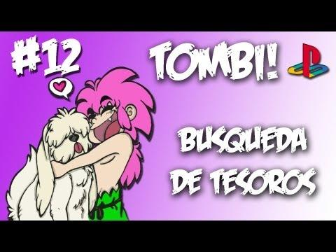 """Tombi! (PS1) - ¡Completo 100% y Comentado! (12/14) """"Búsqueda de tesoros"""""""