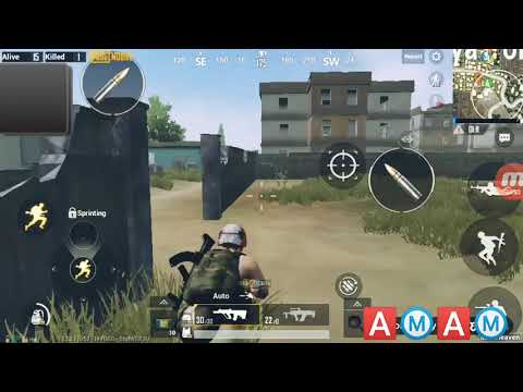 Pubg Mobile (learning to push) 🎭