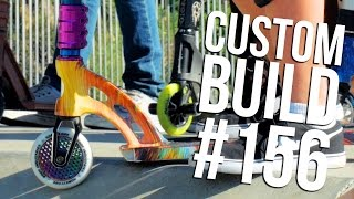 Custom Build #156 - Make-A-Wish │ The Vault Pro Scooters