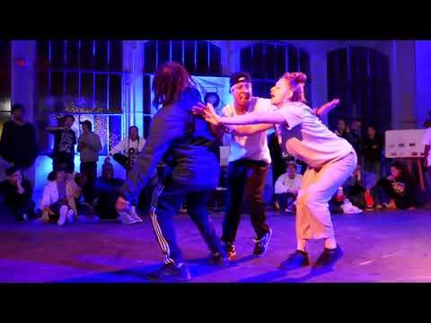 Battle  Hip-Hop / BERNE - Scotch crew
