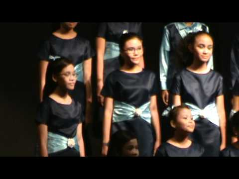 El Vito (Emily Crocker) Spanish Folk Song by PCMS Children Choir