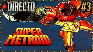 Vídeo Super Metroid CV