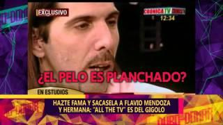 LA CARRERA TELEVISIVA DE GIGOLO - 17-09-15