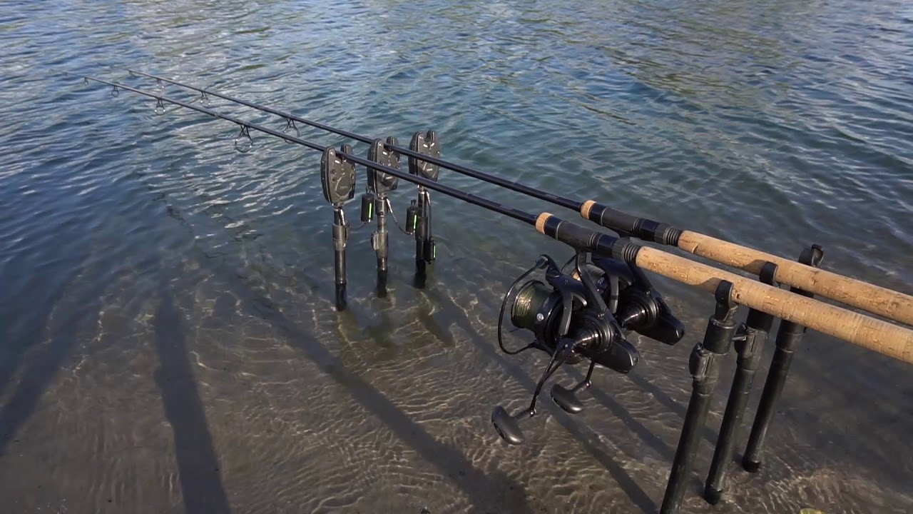 HiKi - Daiwa Windcast Carp, 3,60m, 3,00 lbs