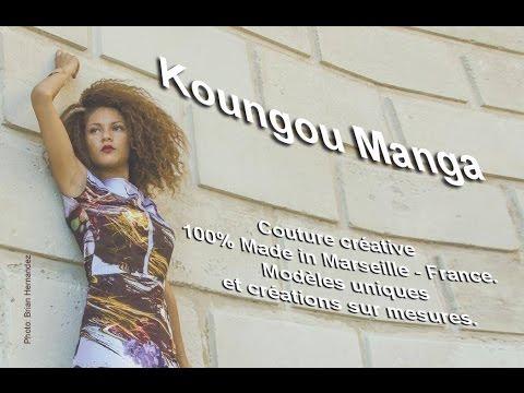 GEORGIA SAID ET KOUNGOU MANGA COUTURE