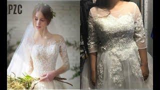 Вот что будет, если заказать свадебное платье на «АлиЭкспресс»