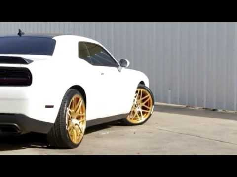 Challenger Scat Pack >> 2015 DODGE CHALLENGER FULLY CUSTOMIZED BY TIRE AND WHEEL ...